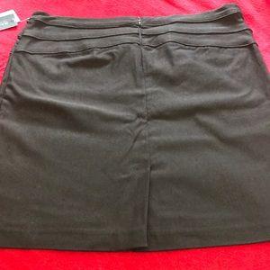 Black Rampage skirt